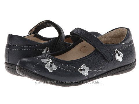 Кожаные туфли от Umi Kids