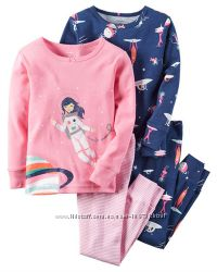 Пижама на девочку Childrens Place, Crazy8, Carters, 4, 5, 7, 12лет