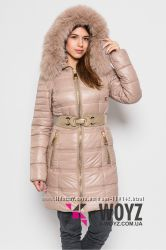 Распродажа зимних курткок на тинсулейте с песцом - укр. р. 48