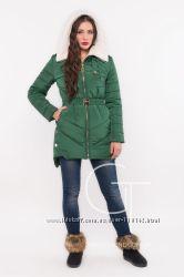 Зимняя куртка на тинсулейте р. 44, 46, 48 - распродажа по цене СП