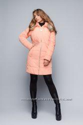 Зимние куртки на тинсулейте- супертеплые по низким ценам - р. 42-44