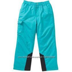 Зимние штаны для девочки на 6-7 лет
