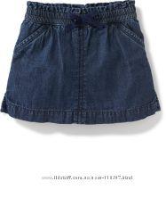 Новая джинсовая юбка 4Т Old Navy