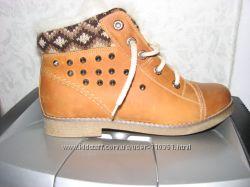 Ботинки женские, нат мех