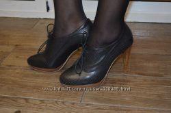туфли Braska натуральная кожа очень хорошее состояние