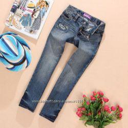 Красивые джинсы прямого кроя Old Navy для Вашей модницы
