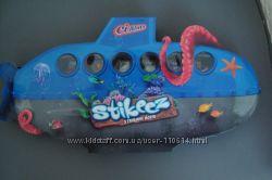 STIKEEZ из глубины морей-отдельные фигурки и полная команда с кораблем