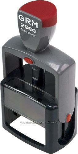 Датер GRM 2660 59х38 мм