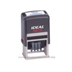 Нумератор IDEAL 5833 разрядов - 6, Шрифт - 4мм