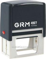 Оснастка для печатей и штампов GRM 4927 размер-60-40мм