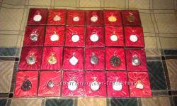 Коллекционные карманные часы копии из металла на батарейке 24 вида