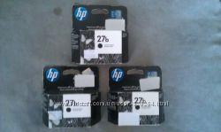 Картридж для принтера и МФУ HP C8727BE 27 Simple Black
