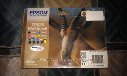 Картридж для принтера и МФУ Комплект Epson T0925 T0921-T0922-T0923-T0924