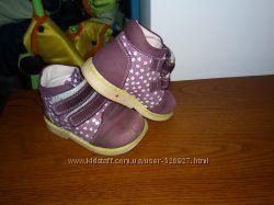 Ботинки 20 размер WOOPY