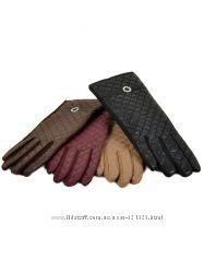 Женские перчатки баллон-стрейч