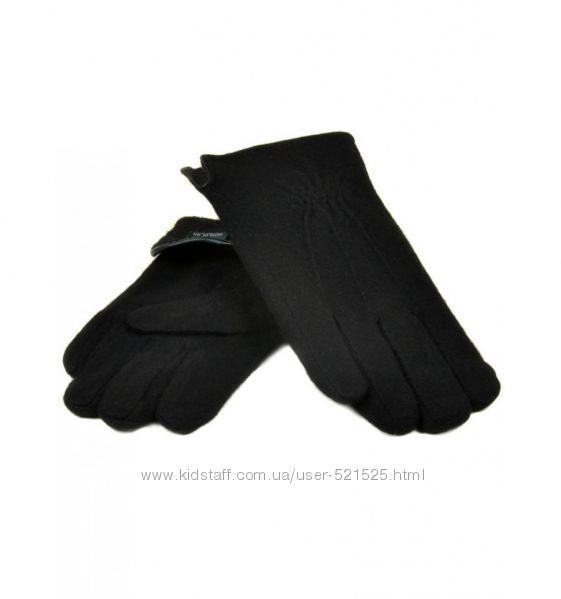 Мужские перчатки, кашемир, 3 модели