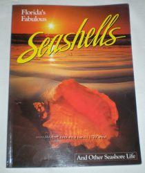 Фотоальбом книга на английском Seashells Florida Pete Carmichael Флорида мо