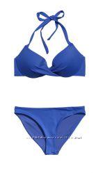 Синий купальник H&M, 36