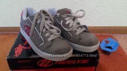 Продам кросівки-роліки HEELYS для дівчинки р. 38