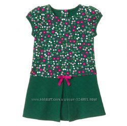 Красивые платья и туники GYMBOREE на 4, 5 лет. Большой выбор