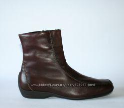 Зимние ботинки Semler Германия натуральная кожа мех на мороз 36, 38 и 39р