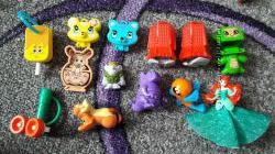 игрушки феи киндер, юбилейная, китти