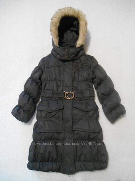 Куртка -пальто детское демисезонная Mexx, р. 98 -104 3-4 года.