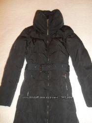 Пальто куртка пуховик ZARA Basic, р. S.