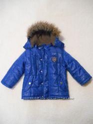 Куртка детская демисезонная Lupilu, р. 98 2-3 года.