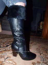 Нові зимові чоботи