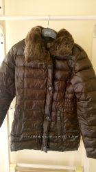 Куртка пуховая демисезонная