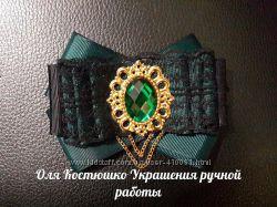 галстук-брошь