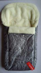 Зимний конверт для санок или колясок
