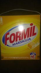Итальянский бесфосфатный порошок для детей на основе марсельского мыла
