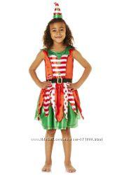 Новогодние карнавальные костюмы для девочек F&F Англия