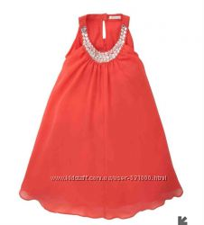 Нарядные платья для девочек MOTHERCARE