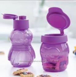 Детская бутылочка 350 мл Пингвиненок Tupperware
