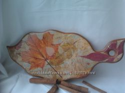 Досочка Осенний листик