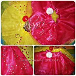 Нарядные  пышные юбочки для девочек на праздник и каждый день