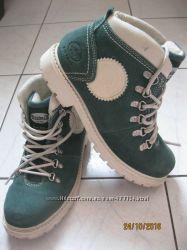 замшевые ботинки Dockers