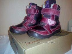 Зимние ботиночки D. D. Step р. 26 16, 7 см