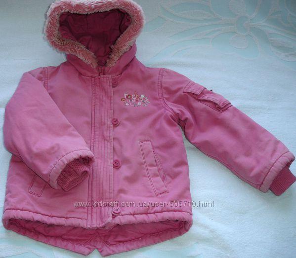 Деми куртка RLR от Debenhams, Англия, р. 3-4г