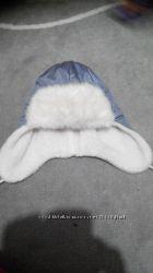Зимова шапочка на хлопчика DAVIDS STAR