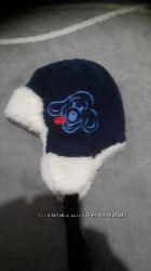Зимова шапочка на хлопчика