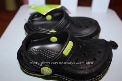 Оригинальные детские Crocs, размер С6, стелька 14 см