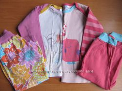 Комплект реглан и штанишки на 2-4 года