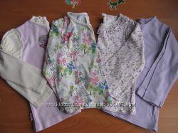 Регланы и блузки на 2, 5-4 года