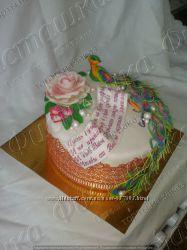торти з натуральних продуктів
