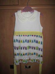 Платье на девочку Gaialuna, размер 90-100
