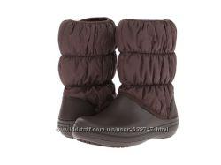 crocs Women&acutes Winter Puff Boot, 36 и 37й размер